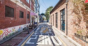 [서울 동네 여행] 성수동 붉은 벽돌 마을 걷기